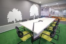 The Social Hub: Betfair Romania Offices / Probably the best office design in Transylvania, Betfair: The Social Hub is the result of the perfect empathy between our creative team and the client's representatives.   For this project, we envisioned a small city that belongs to the Betfair Community and we've create the perfect match between their business profile and the elements that are combining a contemporary city.