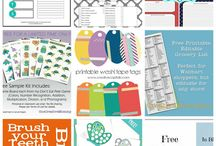 Printables / by Christy Seymour