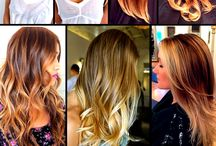 Balayage Hair Styles