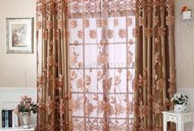 matching curtains
