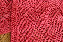 Knit: Scarves