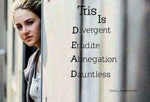 Divergent / I'm divergent too