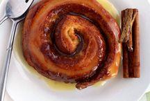Baking, Coffee Cakes & Cinnamon Rolls / by Diane Willis