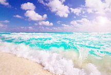 Beaches / by Brenda Hubbard
