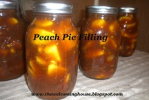 Canning / by Rochelle Williams