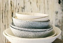 dishes and ceramics