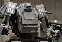 Robots + SciFi