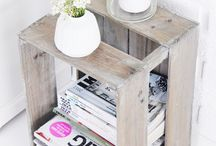 •• Organisation and storage ideas ••