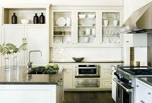 Kitchen ideas / by Meredith Claudio