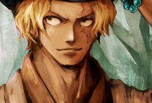 Sabo / Revolutionary army - ASL - One Piece