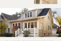 Cove - Hardy board exterior colors