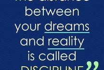 Life discipline