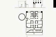Franco Purini - Casa Pirello e Casa del farmacista