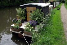 Narrow boat inspiration