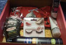 JAdoreVoxBox / Items that I got in my Valentine's Day JAdoreVoxBox