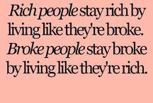 get rich or...