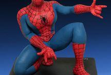 projet spiderman