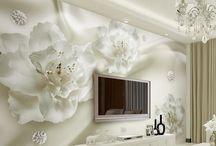 Dekorácie steny