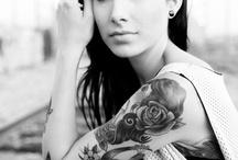 Tattoos / by Kristine Merchan