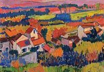 André Derain / French artist (1880-1954)