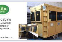 Bulletproof cabins kibo