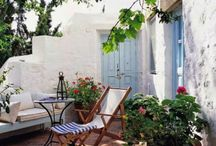 Pining for a patio
