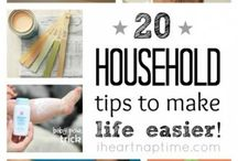 Household Tips / Some great tips and tricks to help you make your house a home, and maybe save you a few minutes.
