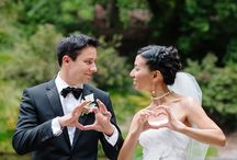 UC Berkeley Botanical Garden Wedding / UC Berkeley Botanical Garden wedding photographed by Lilia Photography / by Lilia Photography