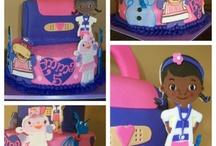 Doc McStuffins cake/party ideas
