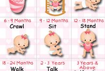 Babies developmental
