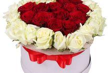 сердце из роз с доставкой