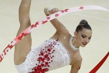 ginnastica ritmica / tutto ciò che esprime una passione