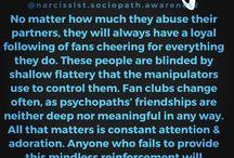 Avoid Narcissists/Gaslightning