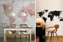 Home Decor / Inspiration to decorate your home with a mymap