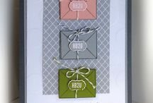 About the Label Card Ideas / by Laurie Graham: Avon Rep/Stampin' Up! Demo