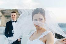 Vitautas & Ingrida - Wedding in Santorini