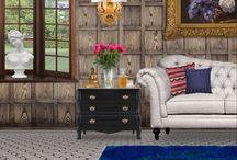 Tudor Country House