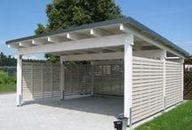 Coberto garagem