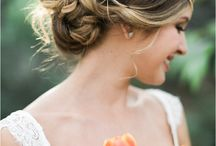 Wedding hair styles / by April Westbrook