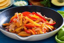 Pepper Recipes / OGVG Pepper Recipes