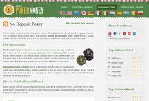 No Deposit Poker Free Poker Money