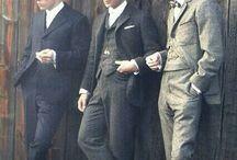 1920 Anzug
