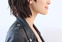 New hair?