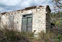 Agios Fotios Village / Photos of Agios Fotios Village, an abandoned village in the Paphos District of Cyprus
