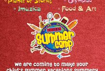 My Summer Tales / My Summer Tales is a camping extravaganza aimed at enhancing the skills, knowledge and  personality of the child. #MySummerTales