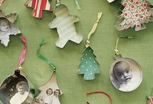 Christmas Ornaments / by Kelley Pelletier