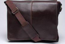 Gentlemanly: Leather Handbags