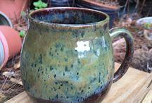Pottery - Glazing