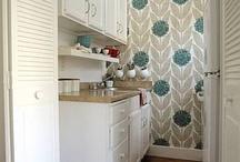 Kitchen ideas / by Linda Gildersleeve Caudell