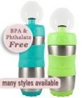 Bottles, Sippy cups and More